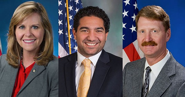 These Southwestern Pa. reps who support fracking have direct sources of income from fracking companies | News | Pittsburgh | Pittsburgh City Paper